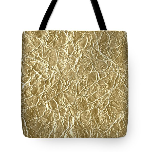 Tote Bag featuring the photograph Gold Cute Gift by Top Wallpapers