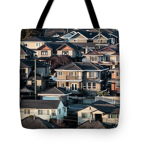 Golde Hour At Home Tote Bag