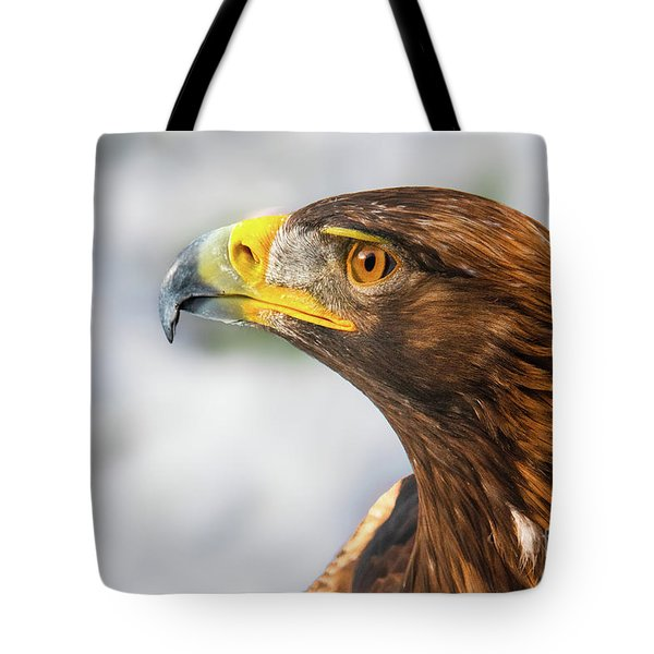 Golden Beauty Tote Bag