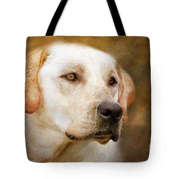 Golden Boy Tote Bag