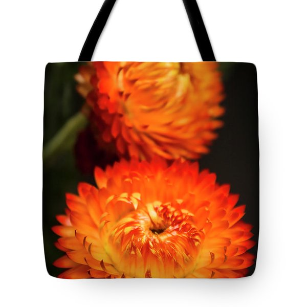 Golden Everlasting Tote Bag