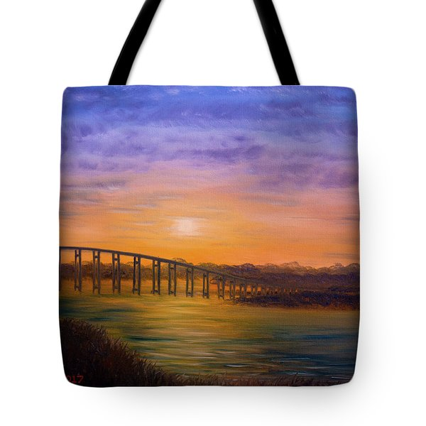 Golden Spirit Tote Bag