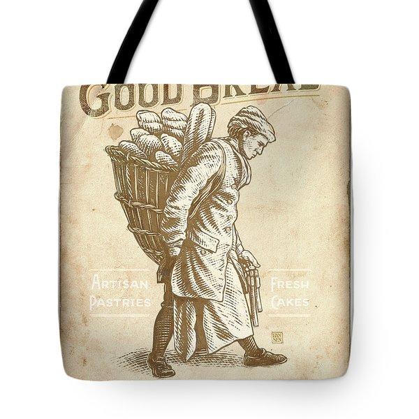 Good Bread Tote Bag