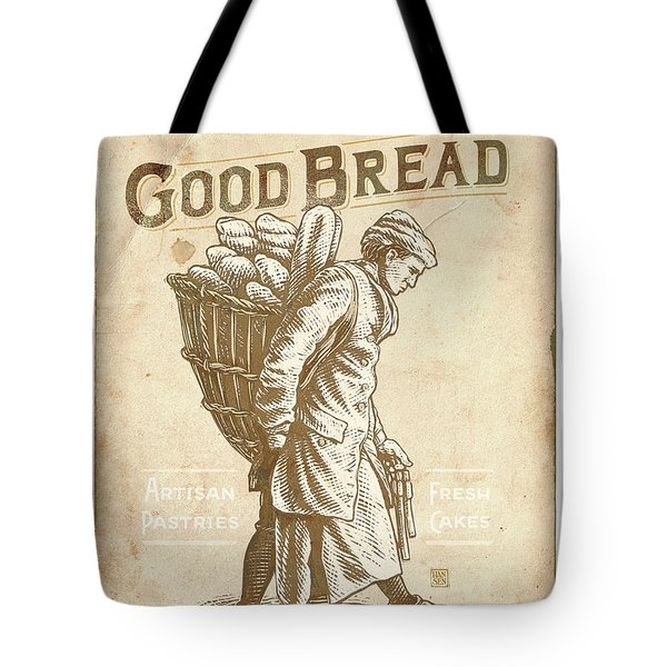 Good Bread Tote Bag