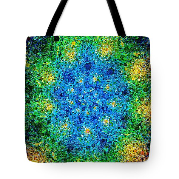 Good Morning Spring Tote Bag