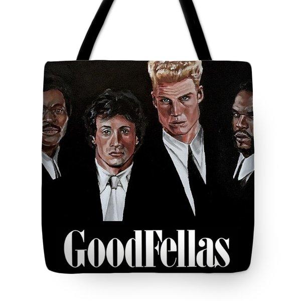 Goodfellas - Champions Edition Tote Bag