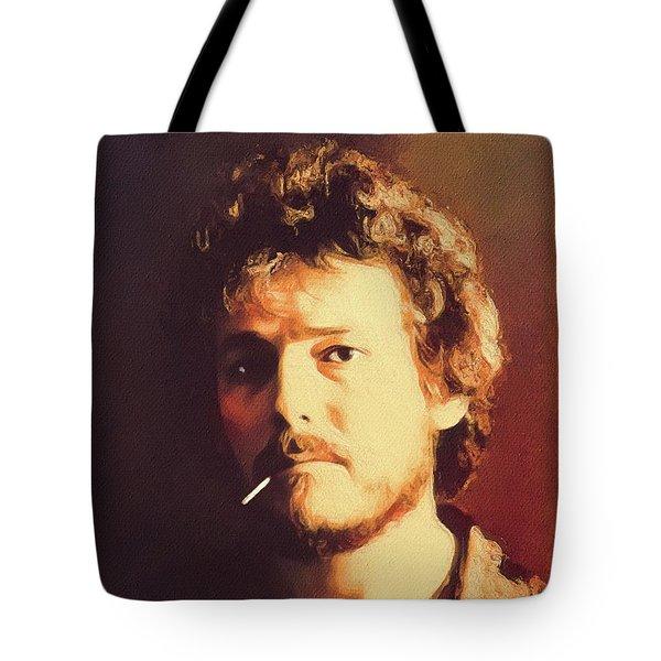 Gordon Lightfoot, Music Legend Tote Bag