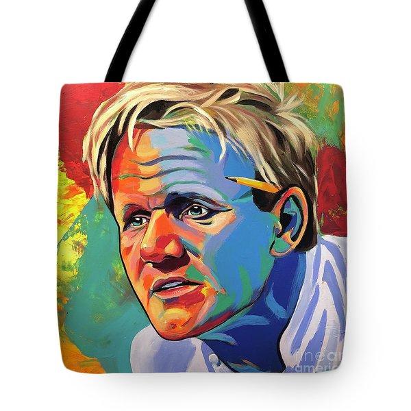 Gordon Ramsay Tote Bag