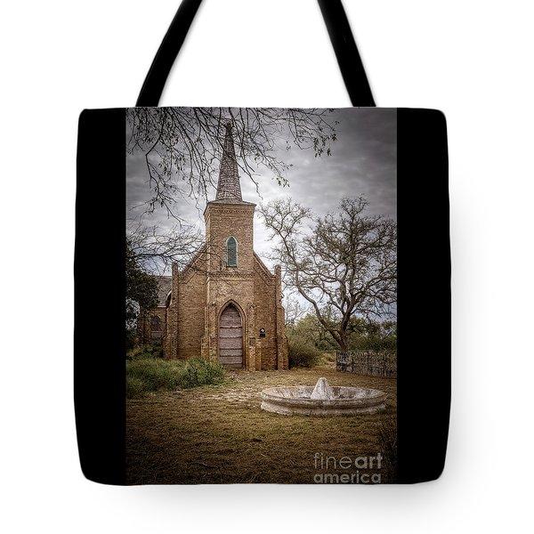 Gothic Revival Church  Tote Bag