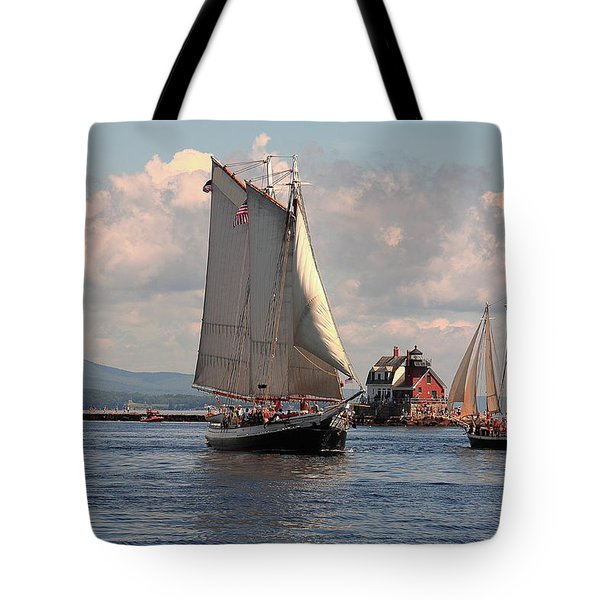 Grace Bailey Tote Bag