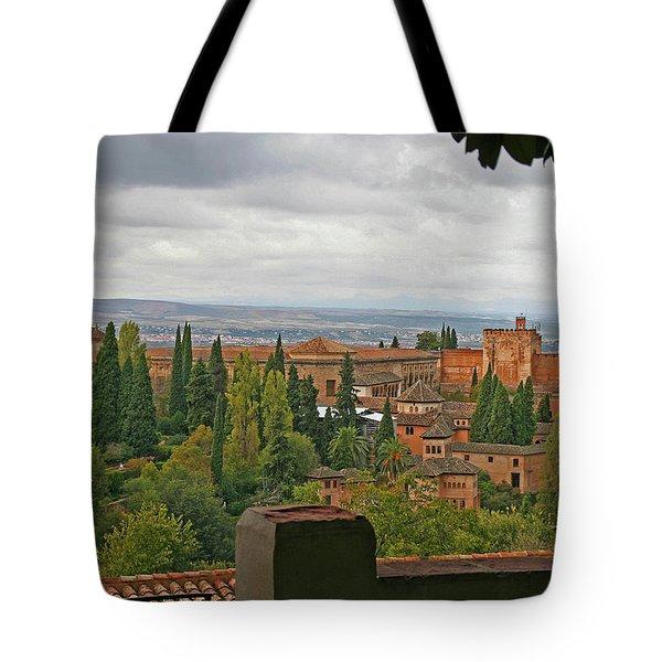 Granada, Spain - Alhambra Tote Bag