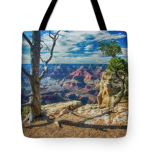 Grand Canyon Springs New Life Tote Bag