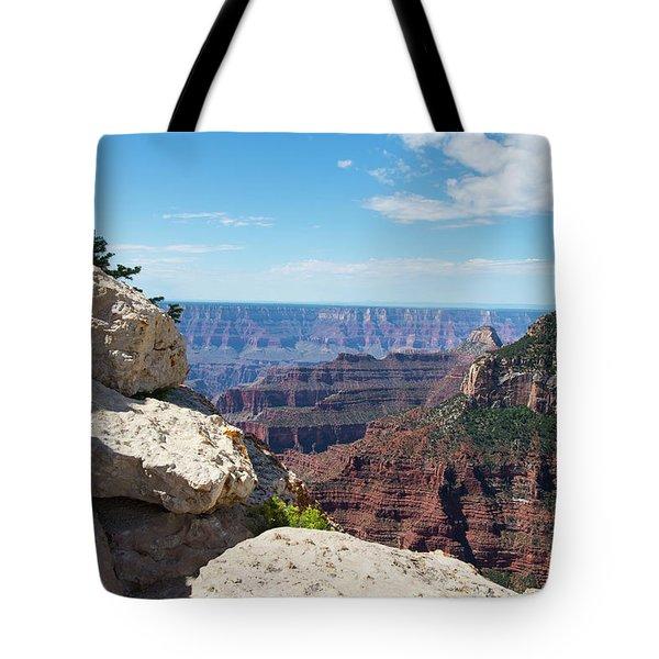 Grand View Tote Bag