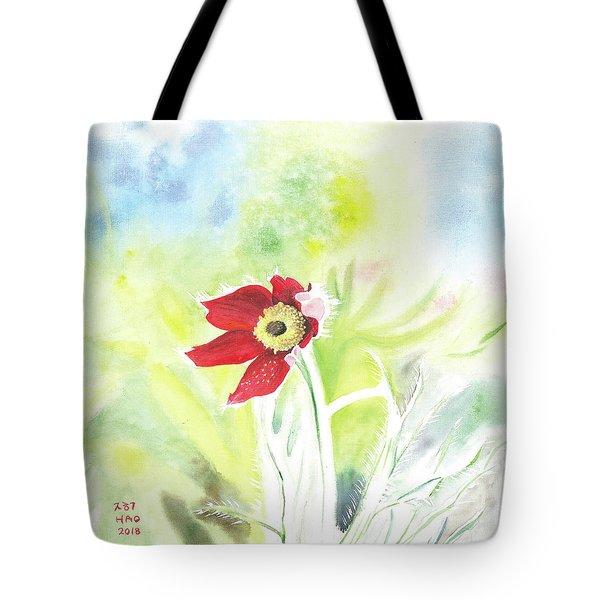 Granny Flower 3 Tote Bag