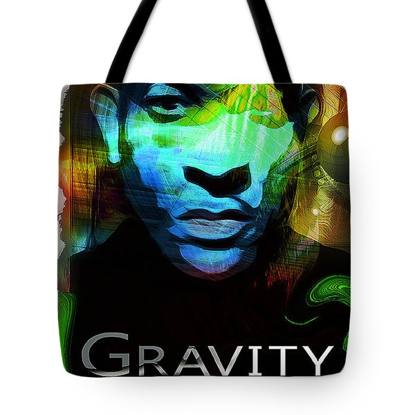 Gravity Ra Tote Bag