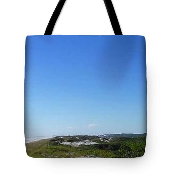Grayton Beach State Park Tote Bag
