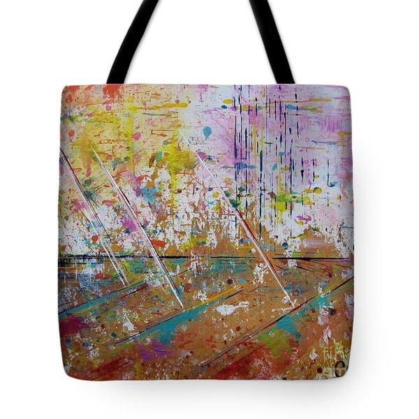 Horizons Calling Tote Bag