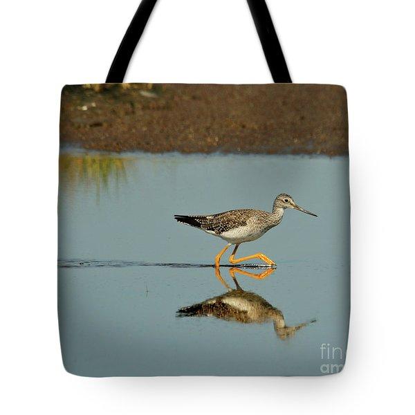 Greater Yellowlegs  Tote Bag