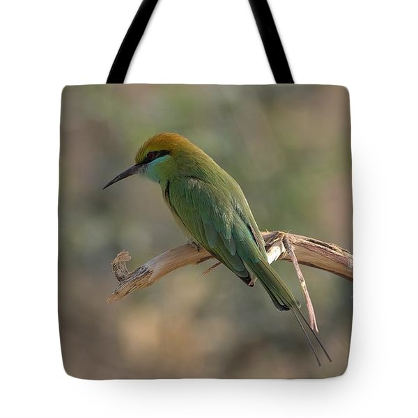 Gree Bee Eater Tote Bag