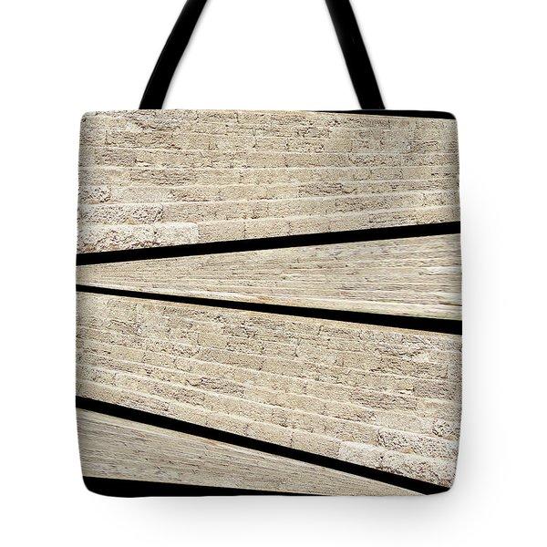 Greek Layers Tote Bag