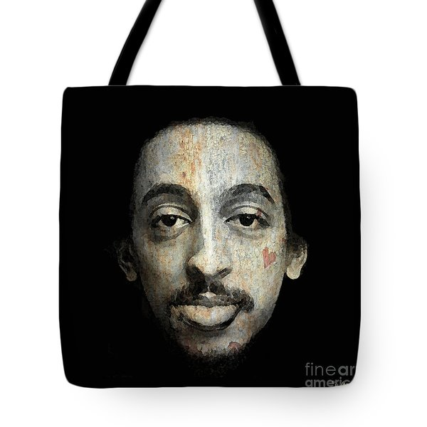 Gregory Hines Tote Bag