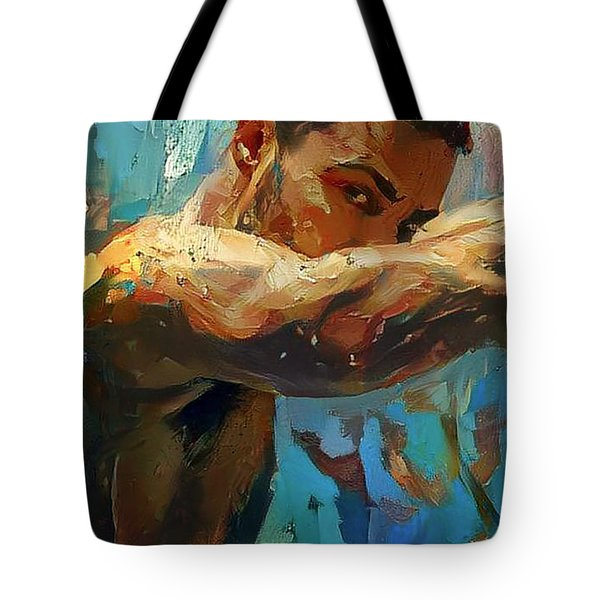 Gregory Tote Bag