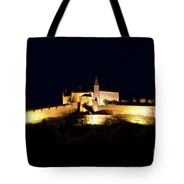 Gruyere Castle Tote Bag