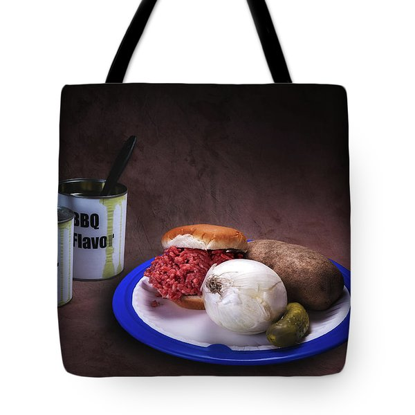 Grill Ready Tote Bag