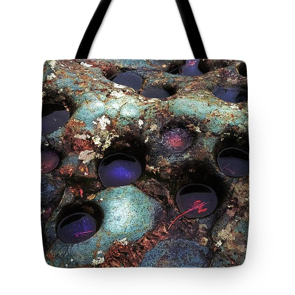Grinding Rock Tote Bag