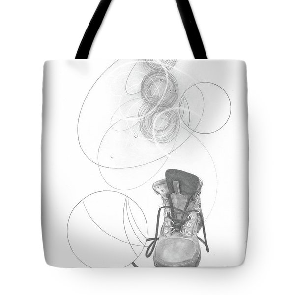 Ground Work No. 1 Tote Bag