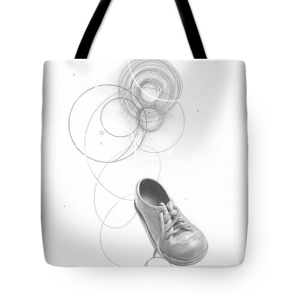 Ground Work No. 3 Tote Bag