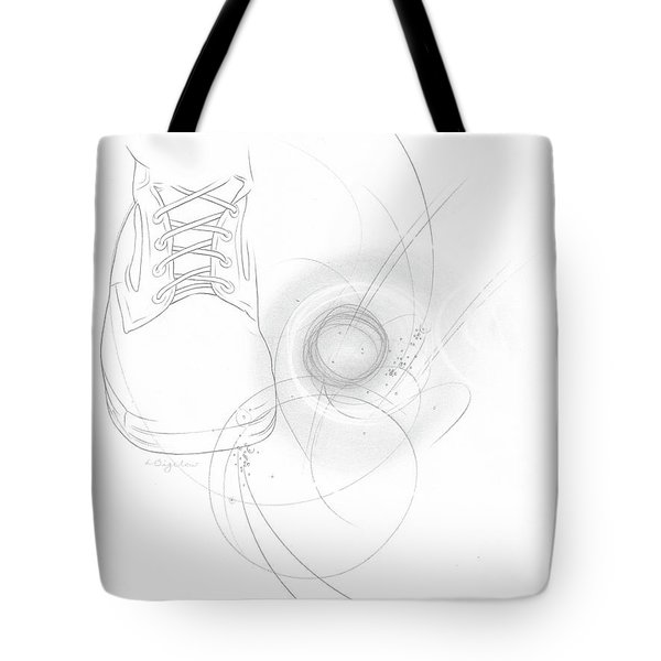 Ground Work No. 5 Tote Bag