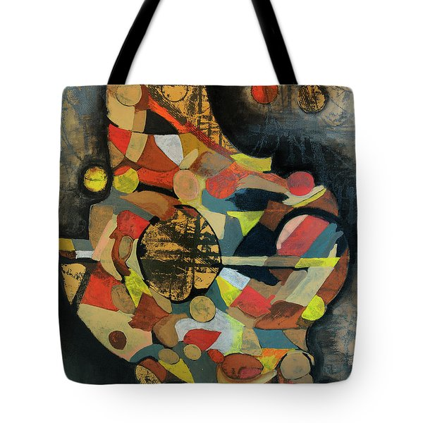 Grounded In Art Tote Bag
