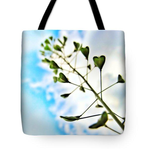 Growing Love Tote Bag