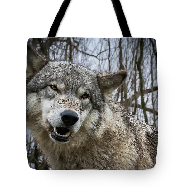 Grrrrrrrr Tote Bag