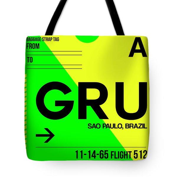 Gru Sao Paulo Luggage Tag I Tote Bag