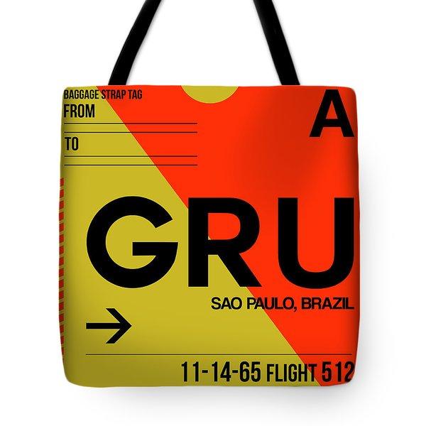 Gru Sao Paulo Luggage Tag II Tote Bag