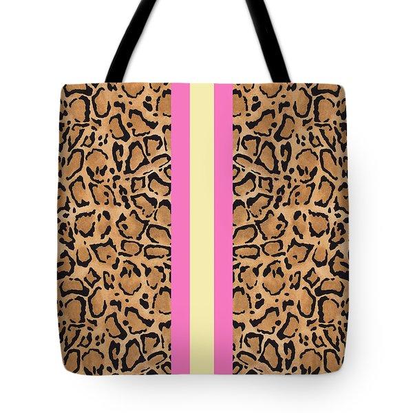 Gucci Leopard Print-3 Tote Bag