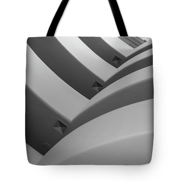 Guggenheim_museum Tote Bag