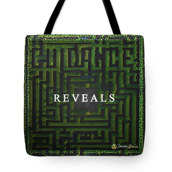 Guidance Reveals Tote Bag