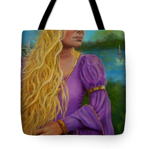 Guinevere Glastonbury Tote Bag