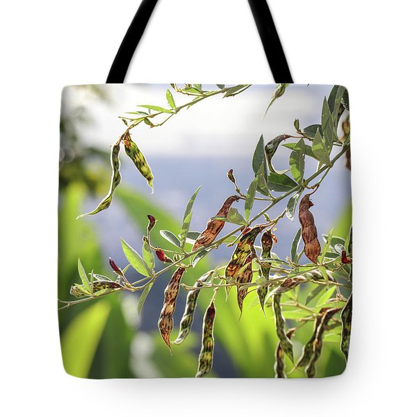 Gungo Peas Tote Bag