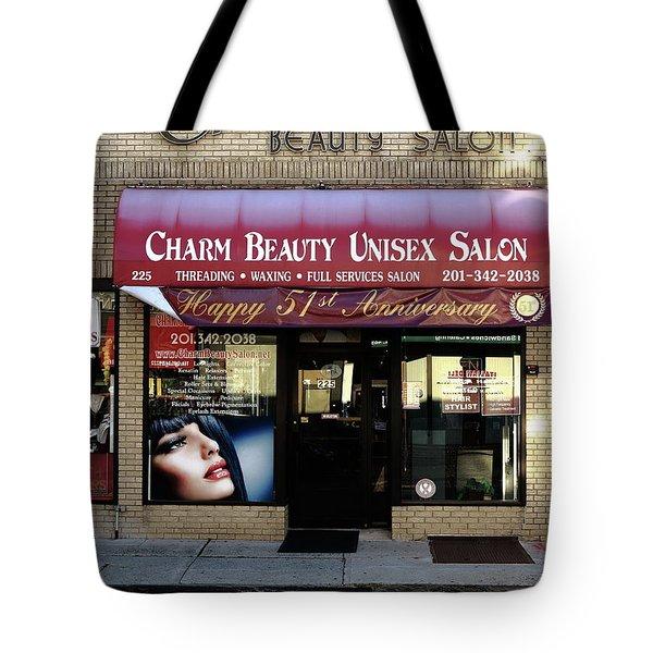 Hackensack, Nj -  Charm Beauty 2018 Tote Bag
