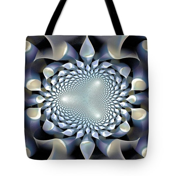 Tote Bag featuring the digital art Haggai by Missy Gainer