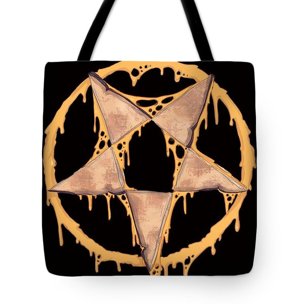 Hail Grilled Cheese Tote Bag