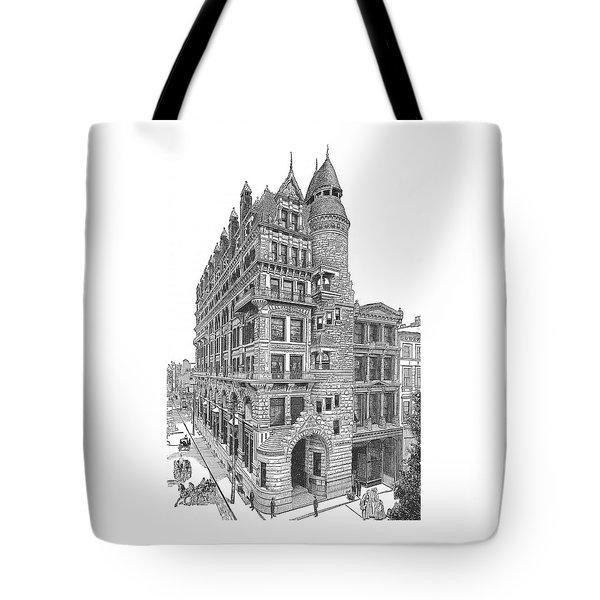 Hale Building Tote Bag