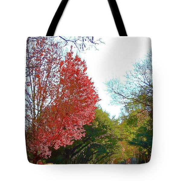 Tote Bag featuring the photograph Half Full... by Don Moore