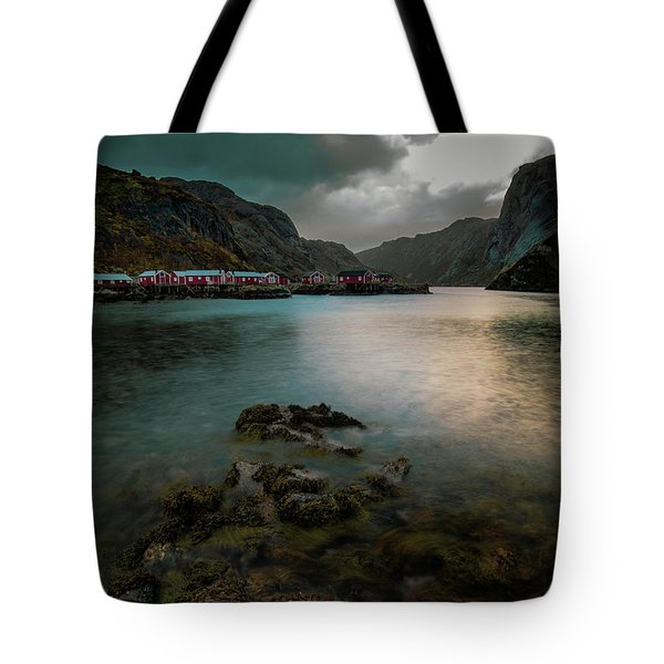 Hamnoy, Lofoten Islands Tote Bag