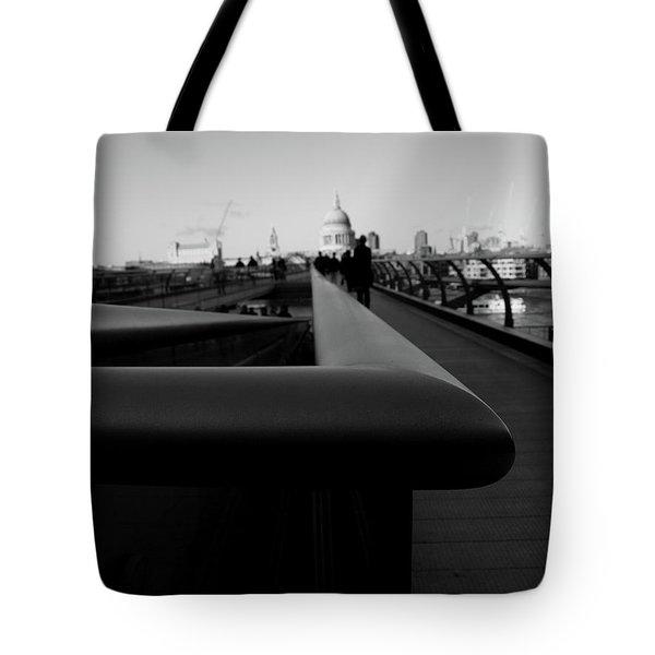 Handrail Tote Bag