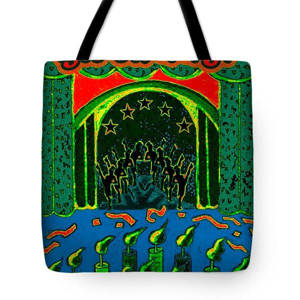 Happy Birthday Celebration 4 Tote Bag